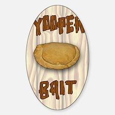 YoopBaitJ Sticker (Oval)