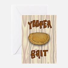 YoopBaitJ Greeting Card