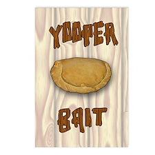 YoopBaitJ Postcards (Package of 8)