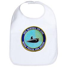 USS BLUEGILL Bib