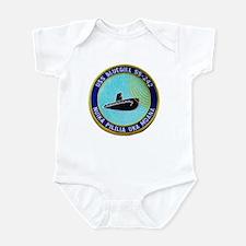 USS BLUEGILL Infant Bodysuit
