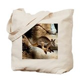 Rock wallaby Totes & Shopping Bags