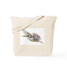 pelican flight & perch Tote Bag