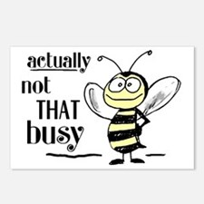 notthatbusybee Postcards (Package of 8)
