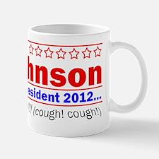 Gary Johnson For President COLOR Mug