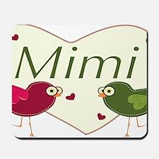mimilovebirds Mousepad