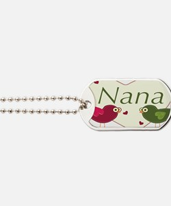 nanalovebirds Dog Tags