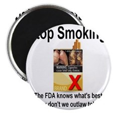 stopsmoking_outlaw_tobacco01 Magnet