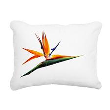Paradise2 cut out Rectangular Canvas Pillow
