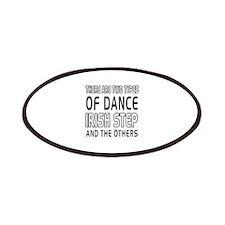 Irish Stepdance Dance Designs Patches
