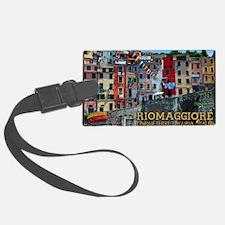 Riomaggiore Waterfront Luggage Tag