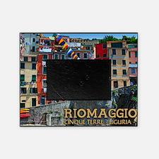Riomaggiore Waterfront Picture Frame