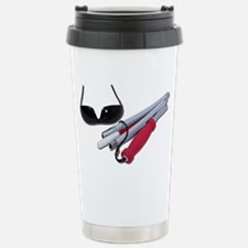CompactedCaneGlasses051211 Travel Mug