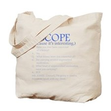 iscope_light Tote Bag