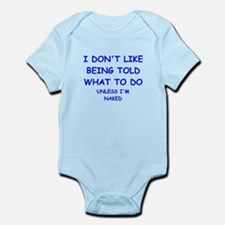 told Infant Bodysuit