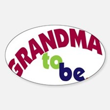GrandmaToBe Decal