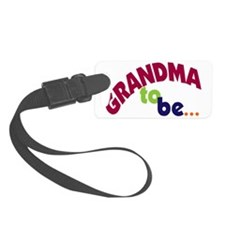 GrandmaToBe Luggage Tag