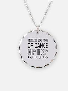Hip Hop Dance Designs Necklace