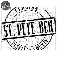 St Pete Bch Title W Puzzle