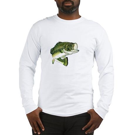kiss_my_bass_new_dark Long Sleeve T-Shirt