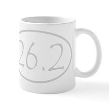 marathon dark shirt Small Mug