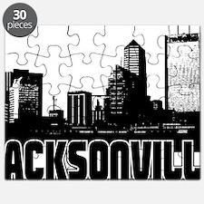 Jacksonville Skyline Puzzle