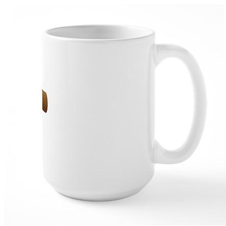 empty_toilet_paper_blk Large Mug