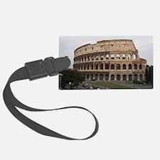 Colosseum Luggage Tag