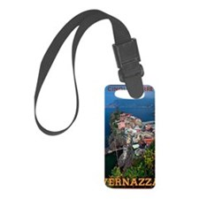 Vernazza from Above Luggage Tag