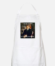 i am not a crook Apron