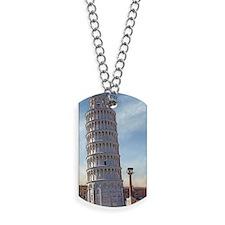 Pisa - Torre pendente di Pisa Dog Tags