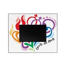 LGBT-Love-Is-Love-Gay Picture Frame