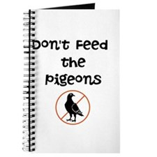 Don't Feed the Pigeons Journal
