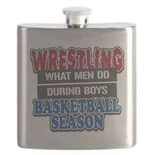 what men do Flask