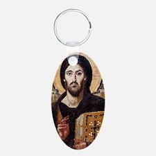 Jesus of Nazareth Keychains