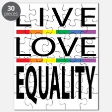 Live-Love-Equality Puzzle