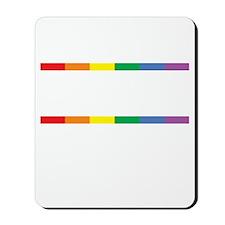 Live-Love-Equality-blk Mousepad