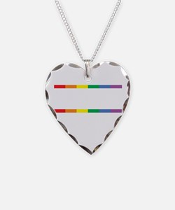 Live-Love-Equality-blk Necklace