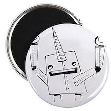 Robot Narwhal Magnet