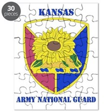 KANSAS ANG with text Puzzle