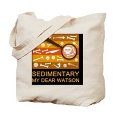 sedimentarywatson3c Tote Bag