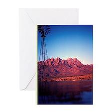 78 03 05 windmill Greeting Card