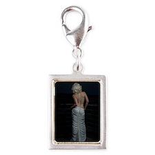 Kathryn Elizabeth-9780 Silver Portrait Charm