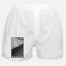 Aiguille du Midi Arete Boxer Shorts