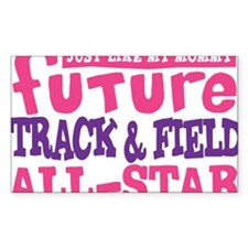 future all star GIRL Decal