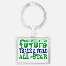 future all star BOY Landscape Keychain