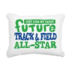 future all star BOY Rectangular Canvas Pillow