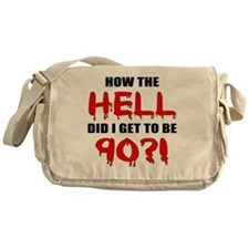 Hell90 Messenger Bag