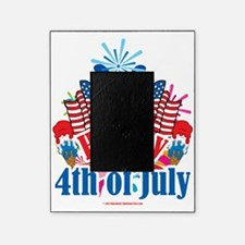 Happy-4th-of-July Picture Frame
