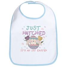 Just Hatched 1st Easter Bib